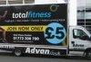 Advan Media - Total Fitness Campaign
